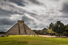 Chichen Itza, Quintana Roo, Mexico. Mayan ruins near Cancun Stock Photo