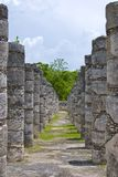 Chichen Itza ruins Stock Photos