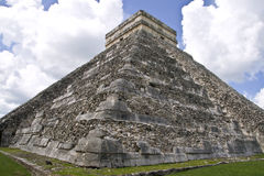 Chichen Itza ruins, Mexico Royalty Free Stock Images