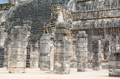 Chichen-Itza Royalty Free Stock Photo