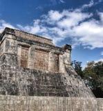 Chichen Itza temple Stock Image