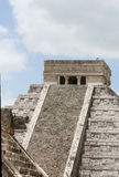 Chichen Itza Temples Royalty Free Stock Images