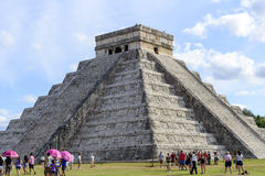 Chichen Itza Stock Photos