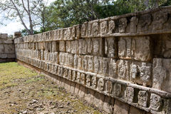 Chichen Itza , Yucatan, Mexico Stock Image