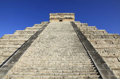 Chichen Itza in the Yucatan Royalty Free Stock Image