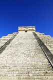Chichen Itza in the Yucatan Royalty Free Stock Photos