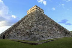 Chichen Itza in the Yucatan Royalty Free Stock Photo