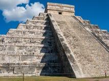 Chichen Itza in Yucatan Mexico. Chichen Itza historic site in Yucatan, Mexico Royalty Free Stock Photos