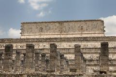 chichen itzaen mexico Fotografering för Bildbyråer