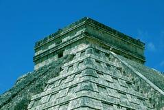 chichen itzaen mexico Arkivbilder