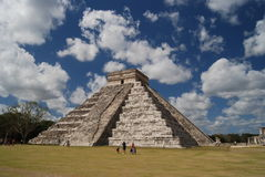 Chichen majestueux Itza Photographie stock