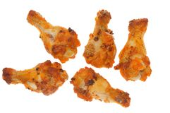 Chichen Wings Royalty Free Stock Photography