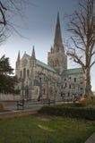Chichester Cathederal Sussex del oeste Inglaterra Imágenes de archivo libres de regalías