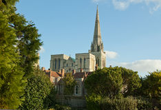Chichester cathedral Royalty Free Stock Photo