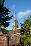 Chichester Cathedral. England Royalty Free Stock Photos
