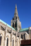 Chichester Cathedral Royalty Free Stock Photography