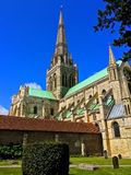 Chichester Cathedral Stock Photography