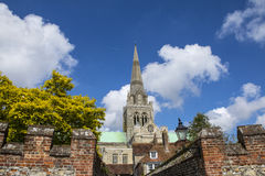 Chichester dans le Sussex images stock