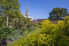 Chichester en Sussex fotos de archivo