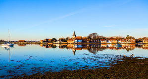 Chichester harbour Royalty Free Stock Photo