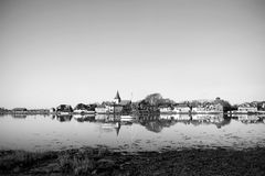 Chichester harbour Stock Photography