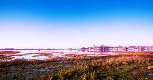 Chichester harbour Royalty Free Stock Photos
