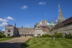 Chichester i Sussex arkivfoto