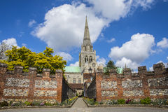 Chichester i Sussex Royaltyfri Bild