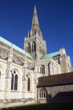 Chichester in the sun Stock Image