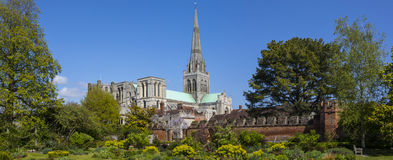 Chichester in Sussex Stock Photo