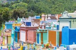 Chichicastenango cemetery Royalty Free Stock Image