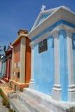 Chichicastenango cemetery Stock Images