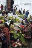 Chichicastenango, Guatemala Stock Photo
