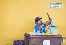 Chichicastenango market Stock Photography