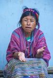 Chichicastenango marknad Arkivfoton