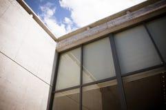 Chichu Art Museum Lizenzfreies Stockfoto