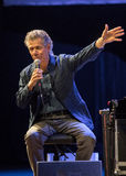 Chick Corea Trio bor på etapp i IS Cracow, Polen Royaltyfri Foto