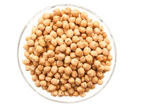Chick-pea Royalty Free Stock Photos