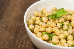 Chick-pea Royalty Free Stock Photography