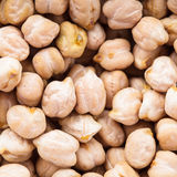 Chick-pea background Stock Images