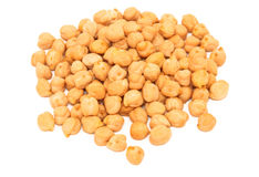 Chick-pea cereal Royalty Free Stock Image