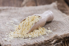 Chick Pea Flour Stockbild
