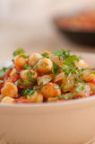 Chick pea meal Stock Images
