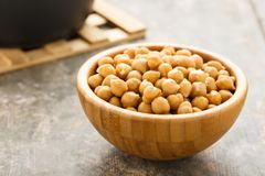 Chick Peas Images stock