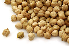 Chick peas Stock Photo
