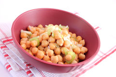 Free Chick Peas Royalty Free Stock Photography - 18206837