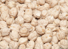 Chick peas Royalty Free Stock Images