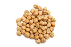 Chick peas Stock Image