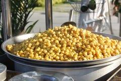 Chick Peas Fotografia Stock Libera da Diritti