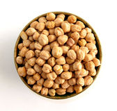 Chick-peas Royalty Free Stock Image